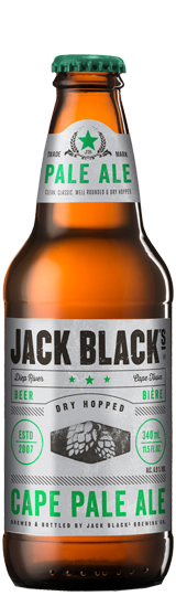 Jack Black's Cape Pale Ale