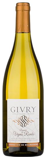 Givry Blanc Domaine de Vignes Rondes 2014