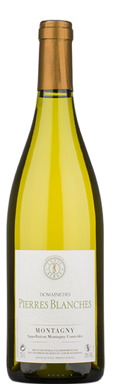 Montagny Blanc Domaine des Pierres Blanches 2014