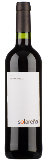 Solarena Barrel Aged Tempranillo DO Carinena