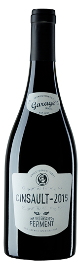 Garage Wine Co Single Ferment Cinsault 2016