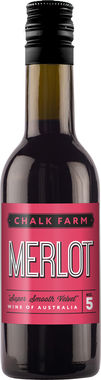 Chalk Farm Merlot 18.75cl