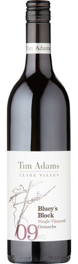 Tim Adams Adams Bluey's Block Grenache 2013