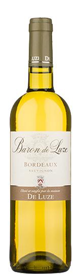 Baron de Luze Bordeaux Blanc