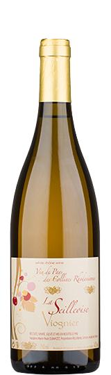 Viognier Vin de Pays Collines Rhodaniennes Cave Dumazet 2015