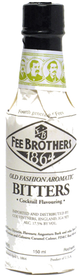 Fee Brothers Old Fashioned Bitters 150ml