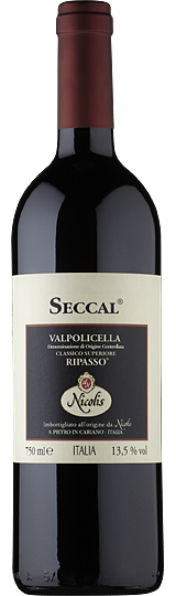 Valpolicella Classico Superiore Seccal 'Ripasso' Nicolis 2015