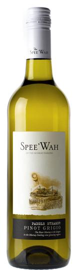 The Spee'wah Pinot Grigio