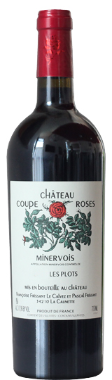 Chateau Coupe-Roses Les Plots Minervois 2016