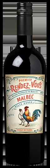 Premier Rendezvous Malbec Vin de Pays d'OC