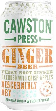 Cawston Press Sparkling Ginger Beer 33 cl x 24