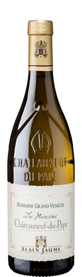 Domaine Grand Veneur Chateauneuf-du-Pape Blanc Organic 2016