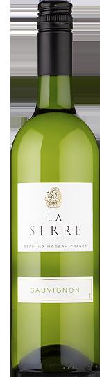 La Serre Sauvignon Blanc Vin de Pays d'Oc 25cl