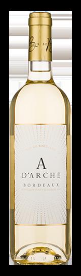 A d'Arche Bordeaux Blanc 2016