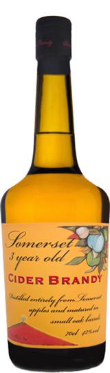 Somerset Royal 3 Year Old Cider Brandy