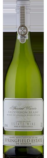 Springfield Estate Special Cuvee Sauvignon Blanc 2017