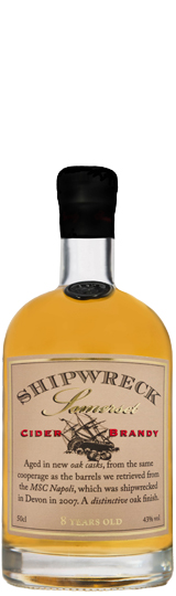 Shipwreck: Single Cask 8yo