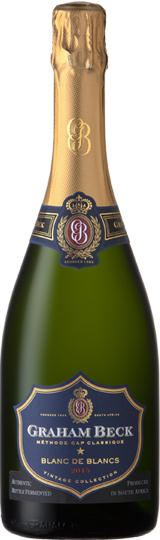 Graham Beck Blanc de Blancs 2015