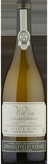 Springfield Estate Wild Yeast Chardonnay 2017