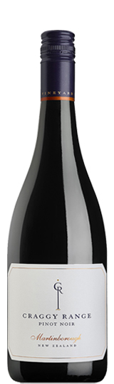 Craggy Range Martinborough Pinot Noir 2016