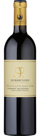 Journey's End The Cape Doctor Cabernet Sauvignon 2012