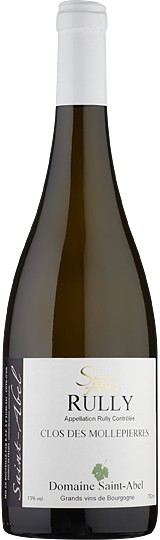 Rully Clos des Mollepierres Domaine Roux 2014