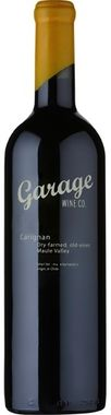 Garage Wine Co Old Vine Carignan Maule Lot #57 2014