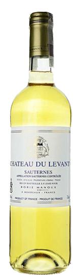 Chateau du Levant Sauternes 2014