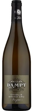 Chablis Grand Cru Bougros Maison Dampt 2016
