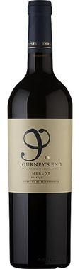 Journey's End Single Vineyard Merlot 2015