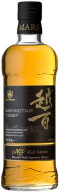 Mars Shinshu Maltage Cosmo Japanese Whisky