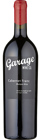 Garage Wine Co Cabernet Franc Lot #70 2015