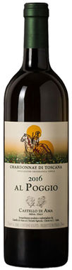 Al Poggio Chardonnay di Toscana, Castello di Ama 2016