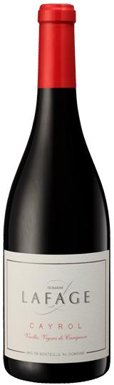 Domaine Lafage Cayrol Carignan Vieilles Vignes