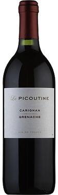 La Picoutine Carignan Grenache Vin de France
