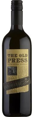 The Old Press Shiraz