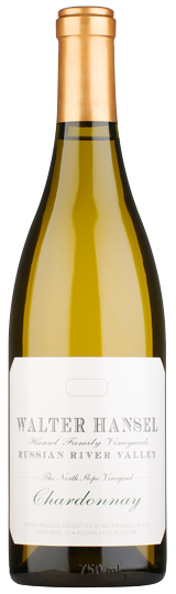 Walter Hansel North Slope Chardonnay 2015