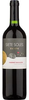 Siete Soles Estate Cabernet Sauvignon