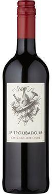 Le Troubadour Carignan Grenache Vin de France