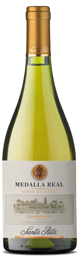 Santa Rita Medalla Real Gran Reserva Chardonnay 2017