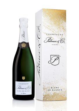 Palmer & Co Blanc de Blancs NV (Gift Box)
