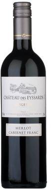 Chateau Des Eyssards Bergerac Rouge Merlot-Cabernet Franc 2017
