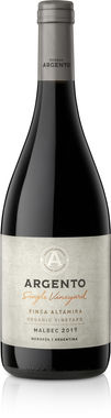 Argento Single Vineyard Altamira Organic Malbec