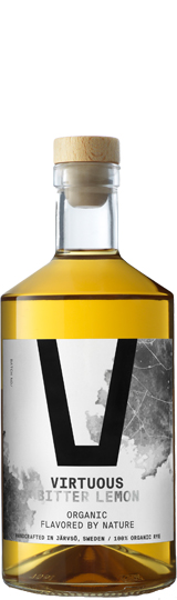 Virtuous Vodka Bitter Lemon