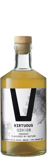 Virtuous Vodka Ginger