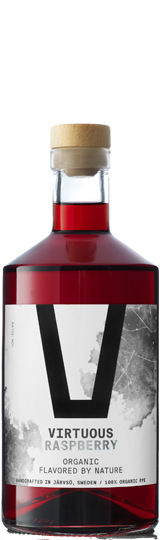 Virtuous Vodka Raspberry