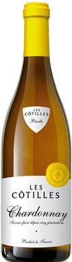 Les Cotilles Chardonnay Vin de France Roux 2017