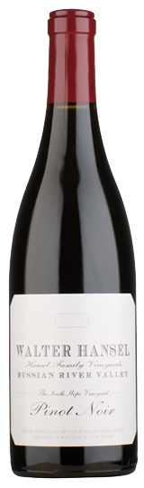 Walter Hansel South Slope Pinot Noir 2016