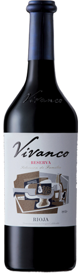 Vivanco Rioja Reserva 2012