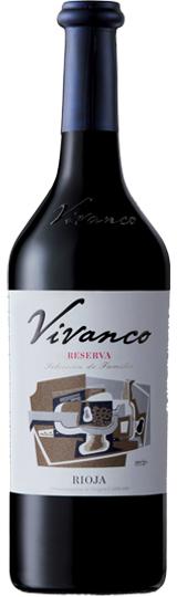 Vivanco Rioja Reserva 2012